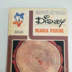 Cómics: ENCICLOPEDIA DISNEY - MAGIA VERDE - 1972. Lote 156716709