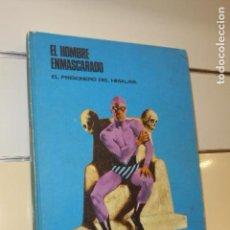 Cómics: TOMO EL HOMBRE ENMASCARADO Nº 1 EL PRISIONERO DEL HIMALAYA - BURU LAN -. Lote 156989982