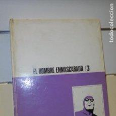 Cómics: TOMO EL HOMBRE ENMASCARADO Nº 3 - BURU LAN -. Lote 156990486