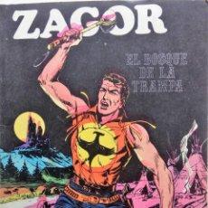 Cómics: ZAGOR Nº 1 - AÑO 1971 - 25 PESETAS. Lote 157240850