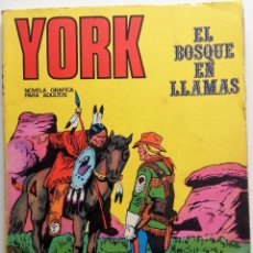 Comics - YORK Nº 2 - AÑO 1971 - 157244726