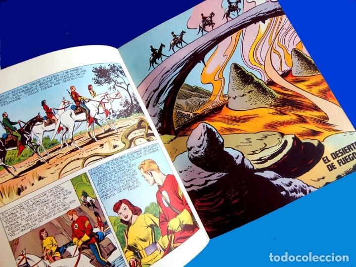 Cómics: FLASH GORDON, LOTE DE 10 FASCÍCULOS PERTENECIENTES AL TOMO 2, 1971 - BURU-LAN - BUEN ESTADO. - Foto 11 - 84867252