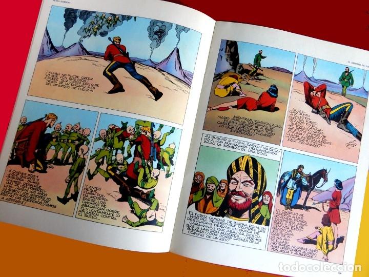 Cómics: FLASH GORDON, LOTE DE 10 FASCÍCULOS PERTENECIENTES AL TOMO 2, 1971 - BURU-LAN - COMO NUEVOS - Foto 13 - 84867252