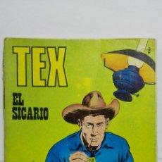 Cómics: TEX Nº 2, EL SICARIO, EDICIONES BURU-LAN, 1971. Lote 157370006