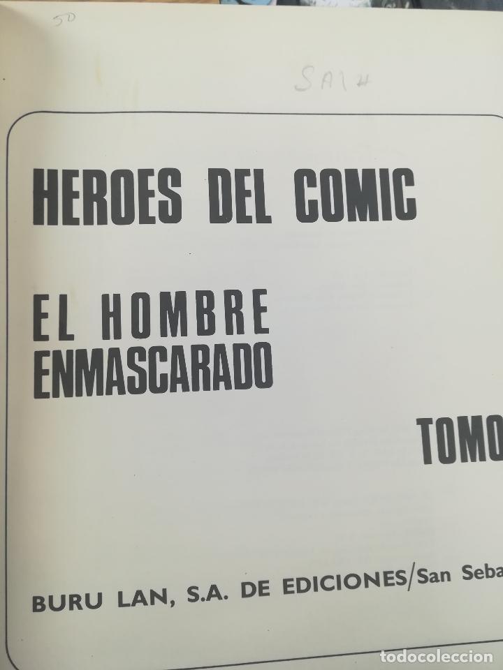 Cómics: HOMBRE ENMASCARADO TOMO #0 - Foto 4 - 157371226