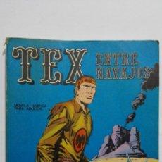 Cómics: TEX Nº 12, ENTRE NAVAJOS, EDICIONES BURU-LAN, 1971. Lote 157373738