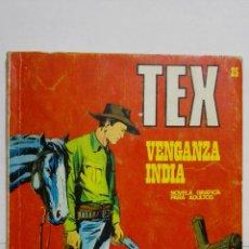 Cómics: TEX Nº 25, VENGANZA INDIA, EDICIONES BURU-LAN, 1971. Lote 157376838