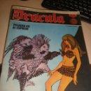 Cómics: LOTE DE 11 COMICS DRACULA EDITORIAL BURU LAN. Lote 157426134