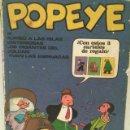 Cómics: POPEYE TOMO VI BURU LAN COMICS AÑO 1972. Lote 158950902