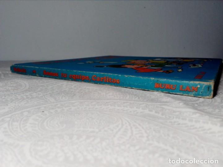Cómics: COLECCIÓN ESTUCHE DE 7 LIBROS (CARLITOS, SNOOPY Y SUS AMIGOS) BURU LAN EDICIONES - PRIMERA EDICIÓN - Foto 23 - 159277262