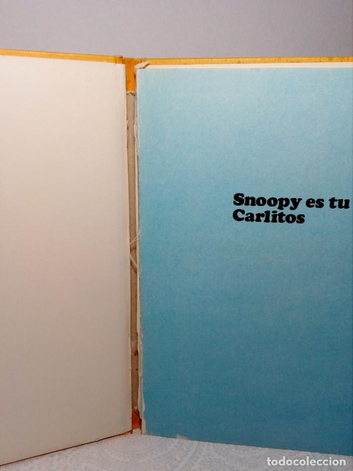 Cómics: COLECCIÓN ESTUCHE DE 7 LIBROS (CARLITOS, SNOOPY Y SUS AMIGOS) BURU LAN EDICIONES - PRIMERA EDICIÓN - Foto 29 - 159277262