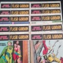 Cómics: FLASH GORDON BURU LAN - 10 A 19 HEROES DEL COMIC 1.971 . Lote 159338462