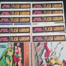 Cómics: FLASH GORDON BURU LAN - 10 A 19 HEROES DEL COMIC 1.971 . Lote 159338462