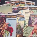 Cómics: FLASH GORDON BURU LAN - 01 A 011 HEROES DEL COMIC 1.972 . Lote 159339318