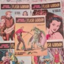 Cómics: FLASH GORDON BURU LAN NºS 1 AL 5 AÑO 1.971. Lote 159332638