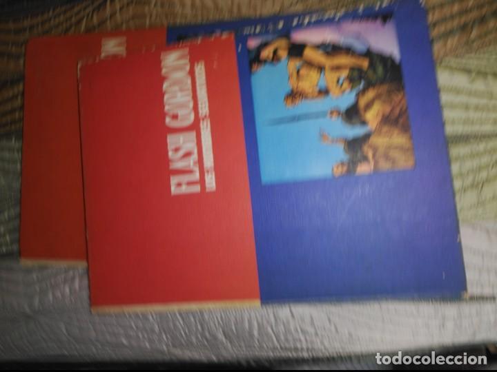 Cómics: Flash Gordon 7 Tomos 01-02-1-2-3-4-6 También sueltos. - Foto 3 - 159405590