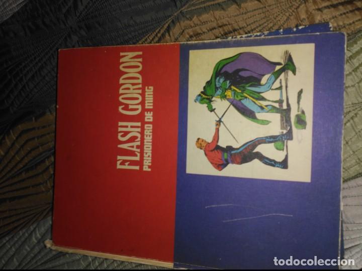 Cómics: Flash Gordon 7 Tomos 01-02-1-2-3-4-6 También sueltos. - Foto 4 - 159405590