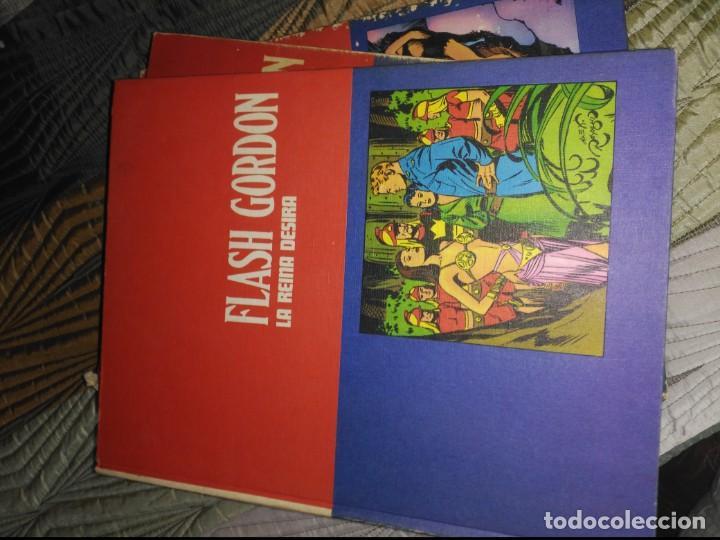 Cómics: Flash Gordon 7 Tomos 01-02-1-2-3-4-6 También sueltos. - Foto 5 - 159405590