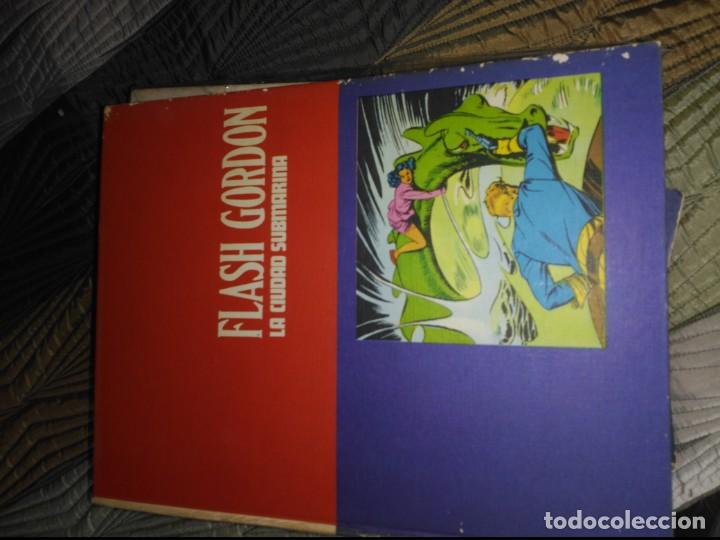 Cómics: Flash Gordon 7 Tomos 01-02-1-2-3-4-6 También sueltos. - Foto 7 - 159405590