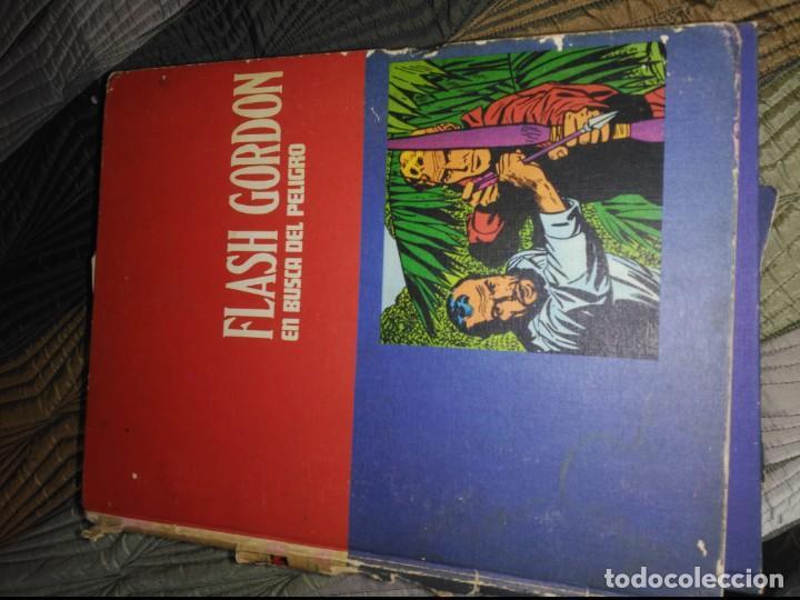 Cómics: Flash Gordon 7 Tomos 01-02-1-2-3-4-6 También sueltos. - Foto 8 - 159405590