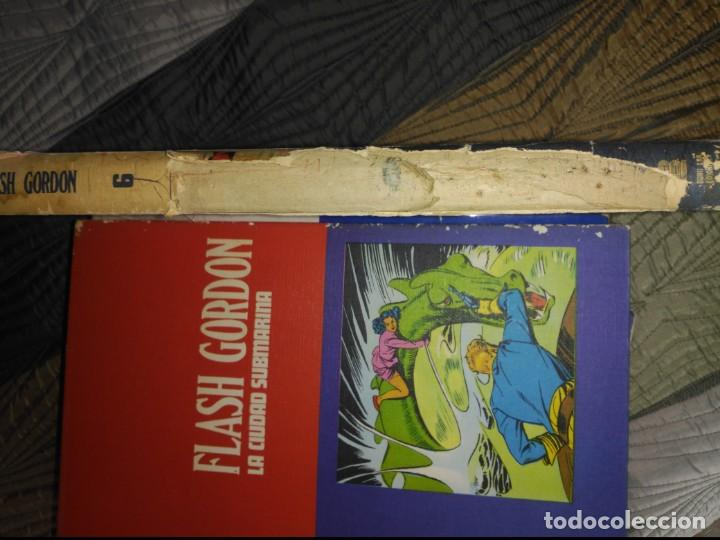 Cómics: Flash Gordon 7 Tomos 01-02-1-2-3-4-6 También sueltos. - Foto 9 - 159405590