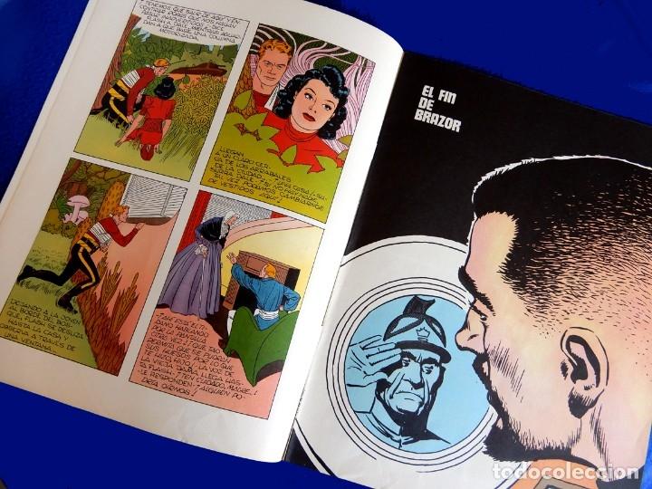 Cómics: FLASH GORDON, LOTE DE 4 FASCÍCULOS; Nº 21- 22- 23- 24 - PERTENECIENTES AL TOMO 2 - 1971 - BURU LAN - Foto 6 - 150816154
