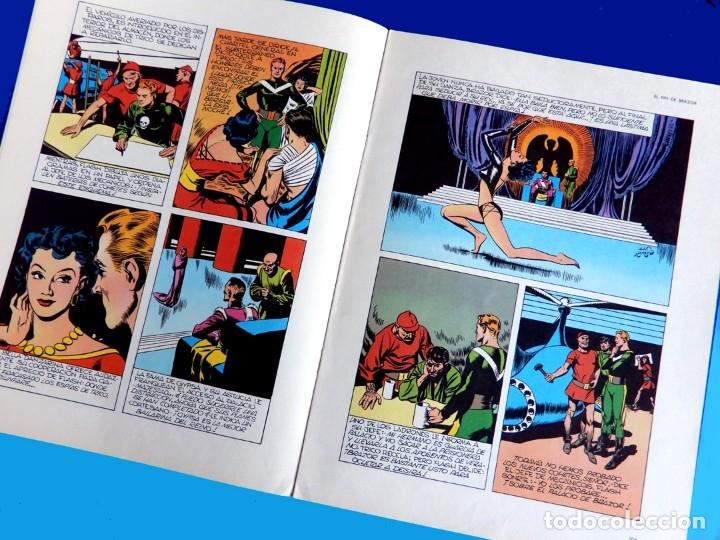 Cómics: FLASH GORDON, LOTE DE 4 FASCÍCULOS; Nº 21- 22- 23- 24 - PERTENECIENTES AL TOMO 2 - 1971 - BURU LAN - Foto 8 - 150816154
