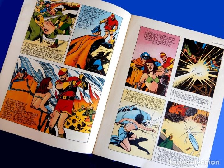 Cómics: FLASH GORDON, LOTE DE 4 FASCÍCULOS; Nº 21- 22- 23- 24 - PERTENECIENTES AL TOMO 2 - 1971 - BURU LAN - Foto 10 - 150816154