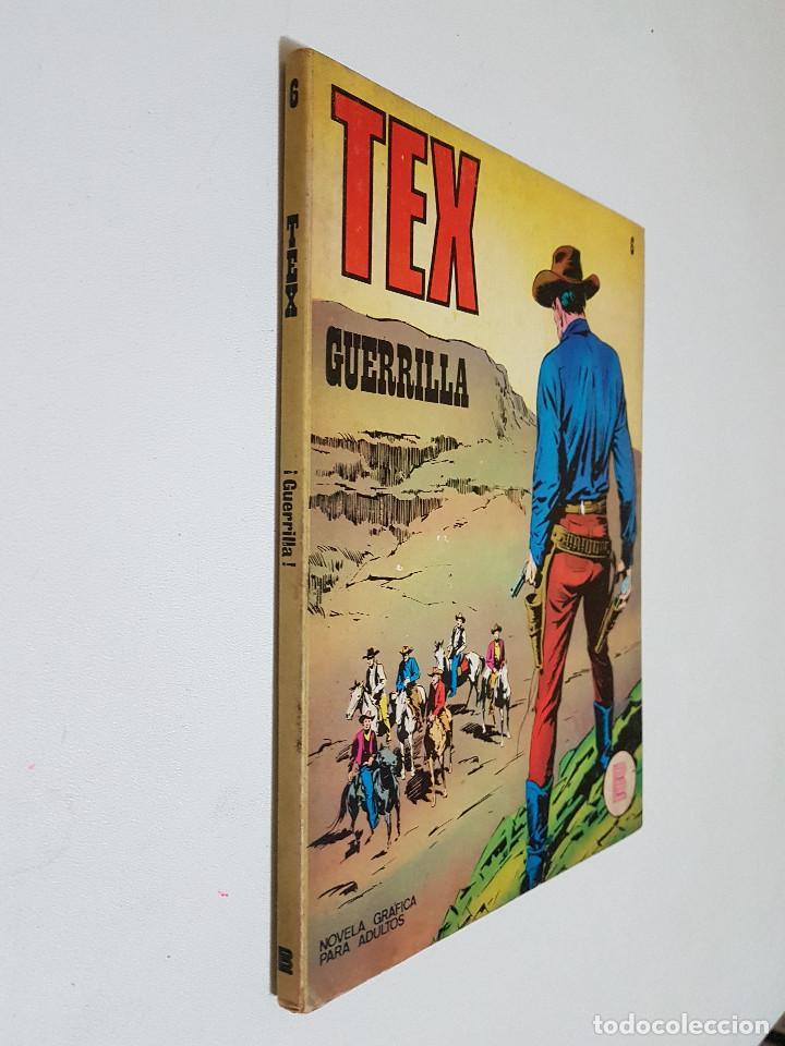 TEX. Nº 6. BURU LAN. (Tebeos y Comics - Buru-Lan - Tex)