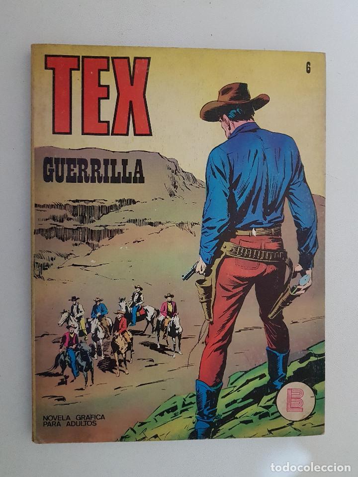 Cómics: Tex. Nº 6. Buru Lan. - Foto 2 - 160024890