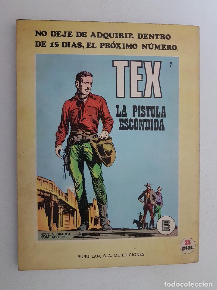 Cómics: Tex. Nº 6. Buru Lan. - Foto 3 - 160024890
