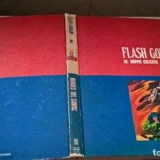Cómics: COMICS: FLASH GORDON Nº 1. EL RAYO CELESTE. HEROES DEL COMIC (ABLN). Lote 160126598