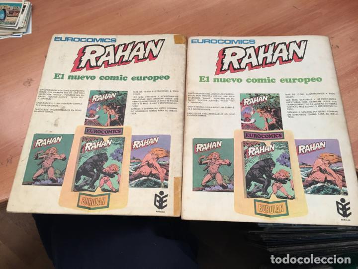 Cómics: RAHAN LOTE Nº 1, 2 Y 6 (COIM24) - Foto 2 - 160164134