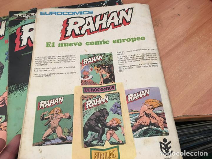 Cómics: RAHAN LOTE Nº 1, 2 Y 6 (COIM24) - Foto 3 - 160164134