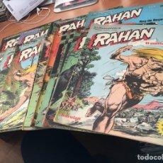 Comics - RAHAN LOTE Nº 1, 3, 5, 6, 7, 8, 18, 19, 21, 22, 23 Y 24 (COIM24) - 160165202
