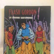 Cómics: FLASH GORDON - TOMO IV - LA CAVERNA SUBTERRÁNEA - COL. HEROES DEL COMIC - BURU LAN EDICIONES, 1972.. Lote 160432269