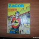 Cómics: ZAGOR N º 21 EDITORIAL BURULAN BURU LAN . Lote 160613758