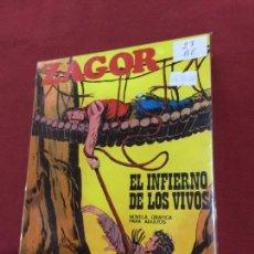 Cómics: BURU-LAN ZAGOR NUMERO 27 BUEN ESTADO. Lote 160898338