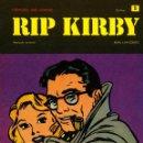 Cómics: BURU LAN - HEROES DEL COMIC - RIP KIRBY Nº 5. Lote 161239530
