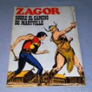 Cómics: ZAGOR Nº 57 SOBRE EL CAMINO DE...COMPLETO EN MUY BUEN ESTADO ORIGINAL AÑO 1973 VER FOTO Y DESCRIPCIO. Lote 161253222