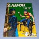 Cómics: ZAGOR Nº 56 J DE PIG COMPLETO EN MUY BUEN ESTADO ORIGINAL AÑO 1973 VER FOTO Y DESCRIPCIO. Lote 161255298