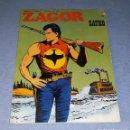 Cómics: ZAGOR Nº 55 SATKO COMPLETO EN MUY BUEN ESTADO ORIGINAL AÑO 1973 VER FOTO Y DESCRIPCIO. Lote 161255542