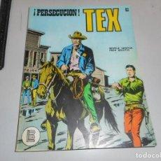 Cómics: TEX 63 PERSECUCION BURULAN. Lote 161269570