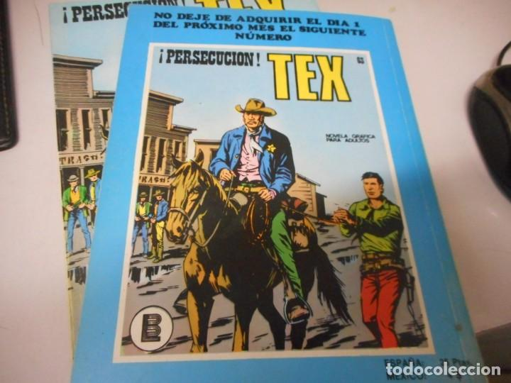 Cómics: tex 62 wanted burulan - Foto 2 - 161269914