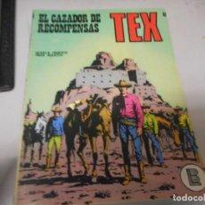 Cómics: TEX 61 EL CAZADOR DE RECOMPENSAS BURULAN. Lote 161271214