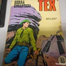 Cómics: TEX 57 SIERRA ENCANTADA BURULAN. Lote 161273518