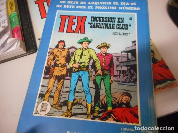 Cómics: tex 55 el as de pic burulan - Foto 2 - 161276998