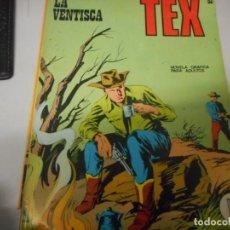 Cómics: TEX 52 LA VENTISCA BURULAN. Lote 161278450