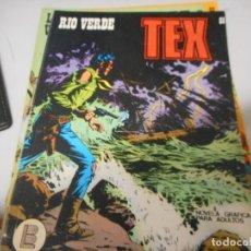 Cómics: TEX 51 RIO VERDE BURULAN. Lote 161278602