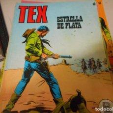 Cómics: TEX 49 ESTRELLA DE PLATA BURULAN. Lote 161279230
